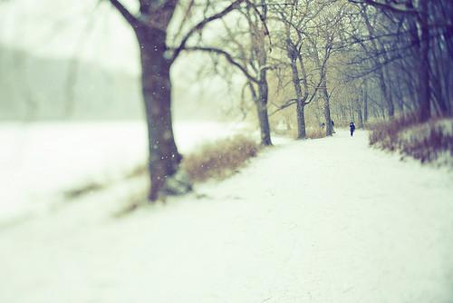 من و فصل سرد زمستان
